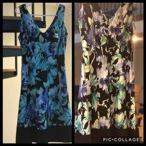 Chaps size 10 summer dress